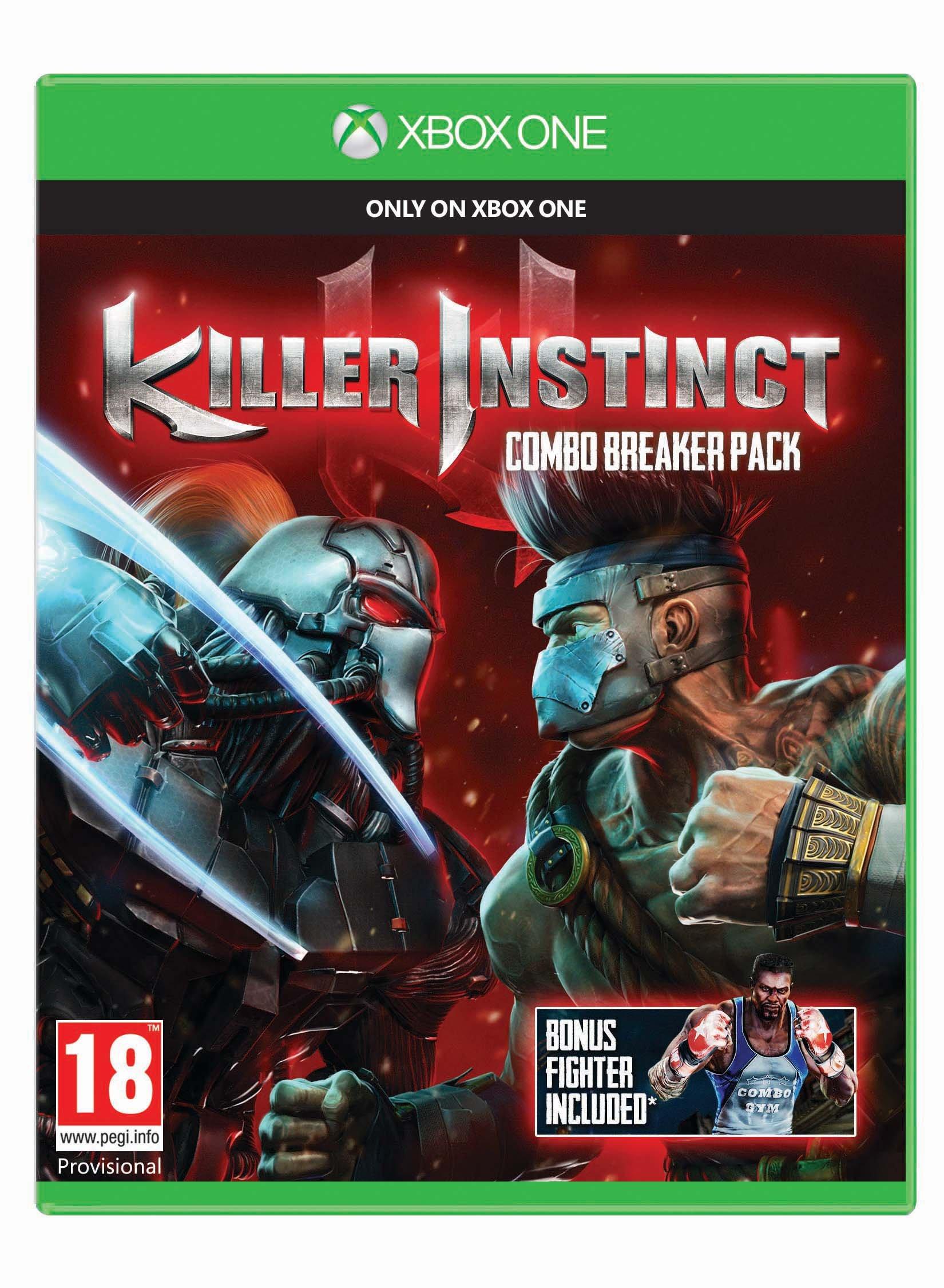 Microsoft Killer Instinct, Xbox One Básico Xbox One Inglés vídeo - Juego (Xbox One, Básico, Xbox One, Acción / Aventura, T (Teen), Inglés, Iron Galaxy): Amazon.es: Videojuegos