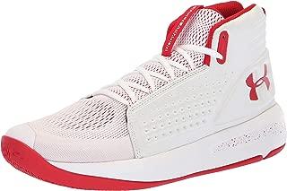 Men's Speedform Feel Cross Trainer Basketball Shoe, Mod Gray (102)/White, 8.5