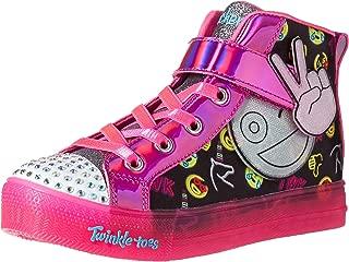 Skechers Kids' Shuffle Brights Sneaker