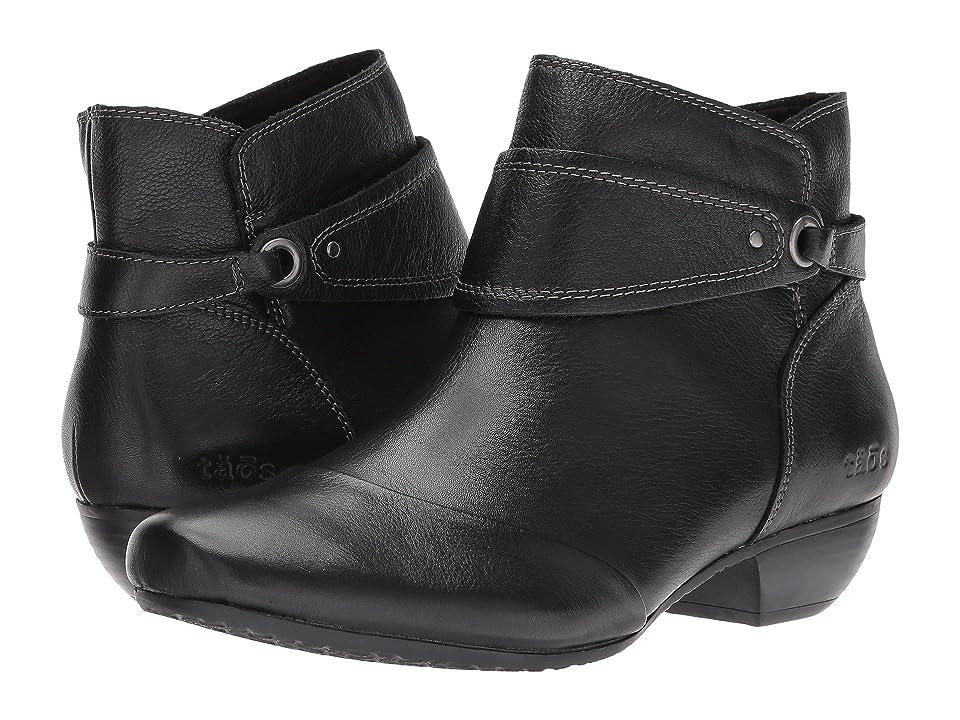 Taos Footwear Image (Black Leather) Women