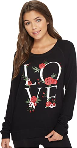 P.J. Salvage - Rock 'N Rose Love Sweater