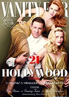 VANITY FAIR HOLLYWOOD ISSUE MARCH 2015
