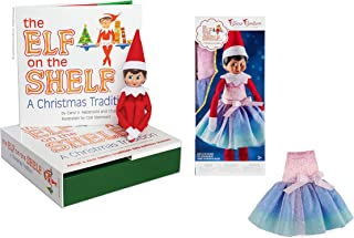 The Elf on the Shelf: A Christmas Tradition - Girl Light with Claus Couture Pastel Polar Princess