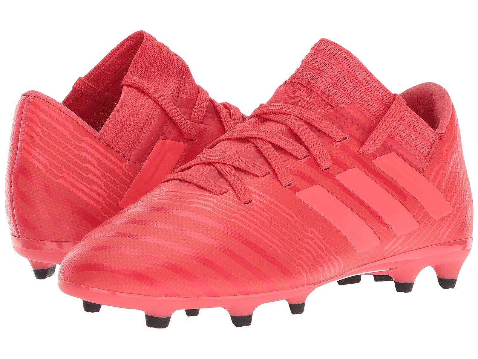 adidas Kids Nemeziz 17.3 FG J Soccer (Little Kid/Big Kid)Stylish and characteristic shoes