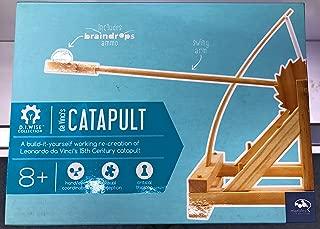 Da Vinci's Catapult DIY Build-it-Yourself Wood Kit 8+