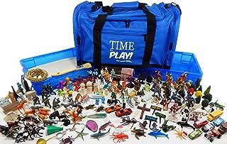Play Therapy Sandtray Premium Portable Starter Kit