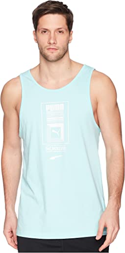 PUMA - Logo Tower Tank Top