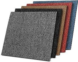 Design tapijttegels Kairo 50x50 cm zelfliggend - 1 m² set - duurzaam tapijt vloerbedekking met hoogwaardige lussenpool - a...
