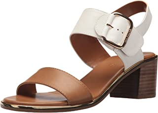 tommy hilfiger katz block heel dress sandals