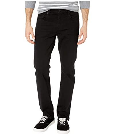 7 For All Mankind Slimmy Slim Straight (Luxe Performance Annex Black) Men