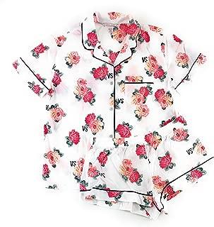 Lightweight Cotton Pajama Set