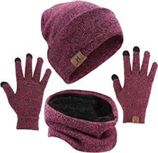 Best women's winter hats and gloves Reviews