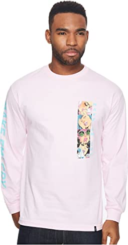 HUF - Make Em Cry Long Sleeve Tee