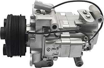 RYC Remanufactured AC Compressor and A/C Clutch EG463