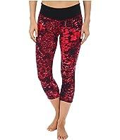 New Balance - Premium Performance Capri Print Pants