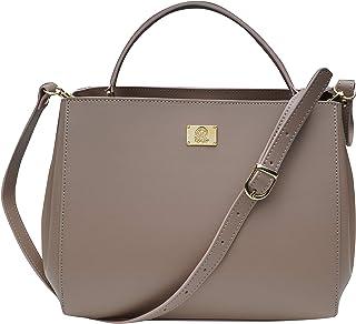 ROSA LOU FIRENZE Designer Leder Handtasche – Damen Ledertasche – Elegant Schultertasche – Made in Italy