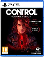 Control Ultimate Edition PS5 (PS4)