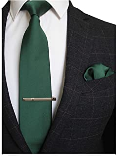 Best hunter green tie and pocket square Reviews