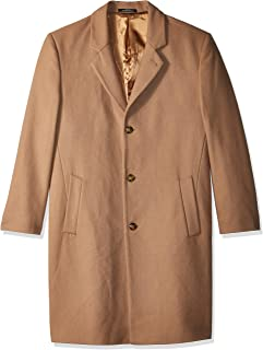 Best wool blend camel topcoat Reviews
