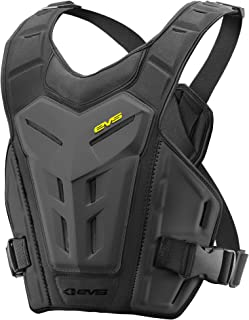 EVS Sports REVO 4 Roost Guard (Black, Large/X-Large)
