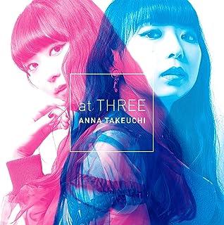 at THREE【ステッカー付】竹内アンナ
