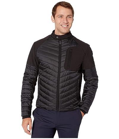 Tumi Softshell Hybrid Jacket (Black) Men