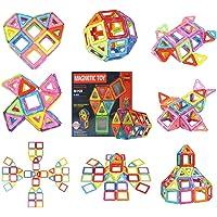 30-Pieces. D-tal Magnetic toys Building Blocks Standard Set (Multi Color)