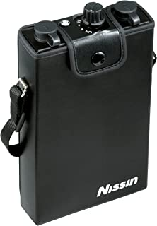 Nissin Di866 Flashlite Power Pack for Canon Fit (0.7 sec High Speed Charging)