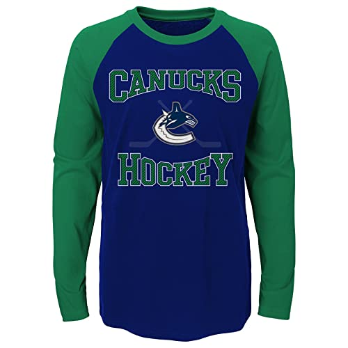 67bf303ac78 Outerstuff NHL Kids   Youth Boys Morning Skate Long Sleeve Tee