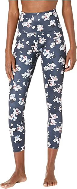 High-Waisted Midi Leggings