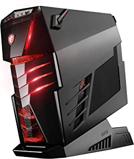 MSI Aegis Ti3 VR7RF SLI 057UK Desktop (Intel Core i7 7700K, 64 GB de RAM, 1 TB SSD Plus 3 TB HDD, GeForce GTX 1080 Gaming SLI Graphics, Windows 10 Home)