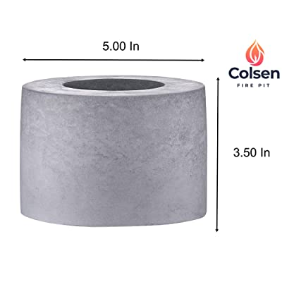 Colsen Tabletop Rubbing Alcohol Fireplace