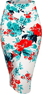 Best floral pencil skirts Reviews