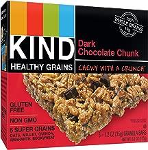 Kind Healthy Grains Granola Bars, Double Chocolate Chunk