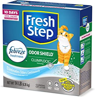 Fresh Step Multi-Cat with Febreze Freshness