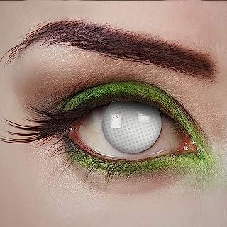 aricona contactlenzen gekleurd – daglenzen – Behind Bars - contactlenzen wit