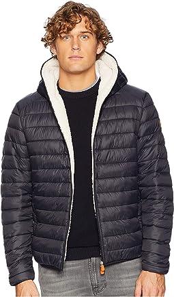 Basic Hooded Jacket (Sherpa Lined)