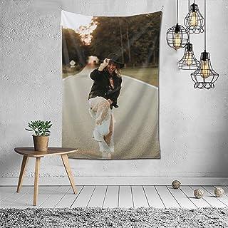 Aoi Morikawa and Mackenyu Okkj3good फैशन आंतरिक सजावट बहुक्रियाशील बेडरूम व्यक्तित्व उपहार इनडोर दीवार फांसी कक्ष पर्दा उप...