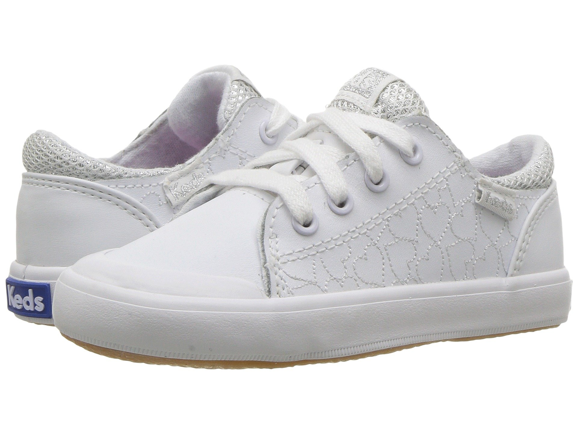 White. 183. Keds Kids. Courtney (Toddler Little Kid).  32.95MSRP   37.95 6ca8d765b