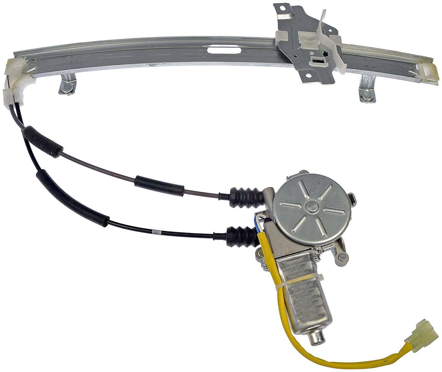 Dorman 748-378 Front Driver Side Replacement Power Window Regulator with Motor for Kia Sephia