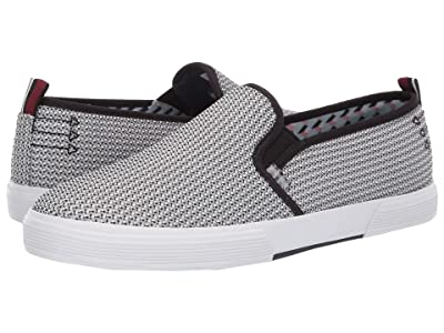 Ben Sherman Bradford Slip-On (Black Mesh) Men