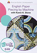 English Paper Piecing by Machine - Complete iquilt Class