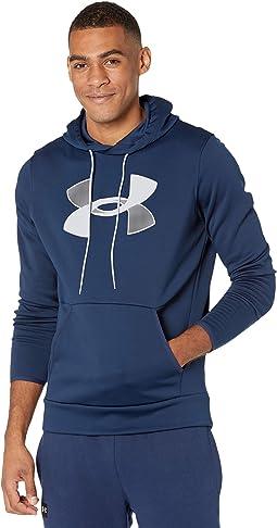Armour Fleece Big Logo Hoodie