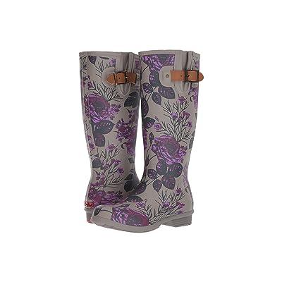 Chooka Hattie Tall Boot (Plum) Women