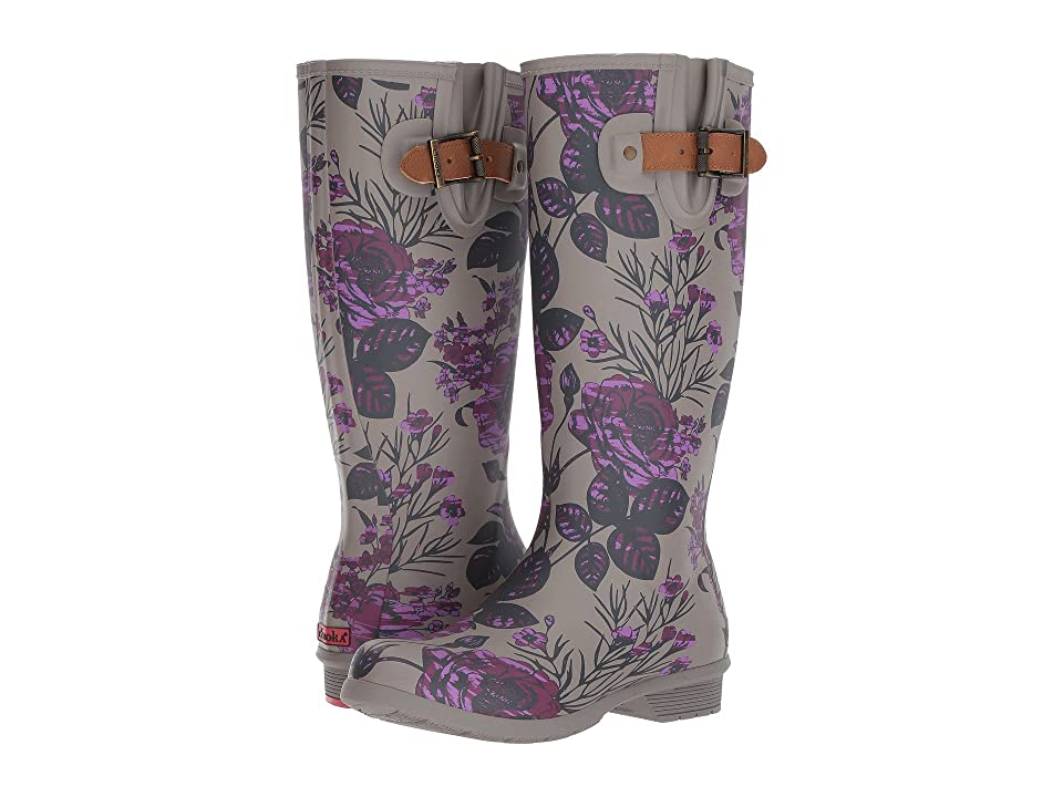 Chooka Hattie Tall Boot (Plum) Women