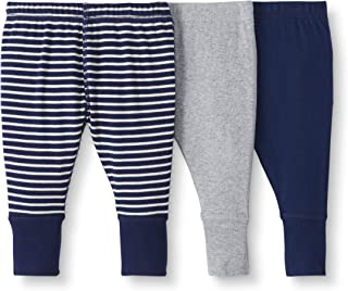 Moon and Back by Hanna Andersson Baby/Toddler Boys' and Girls' 3-Pack Organic Cotton Jogger