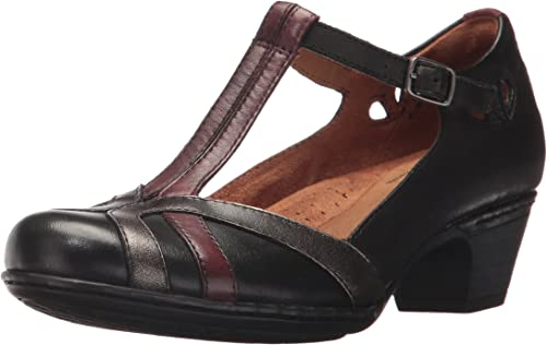 Cobb Hill damen& 039;s Angelina Dress Pump, schwarz Multi, 10 N