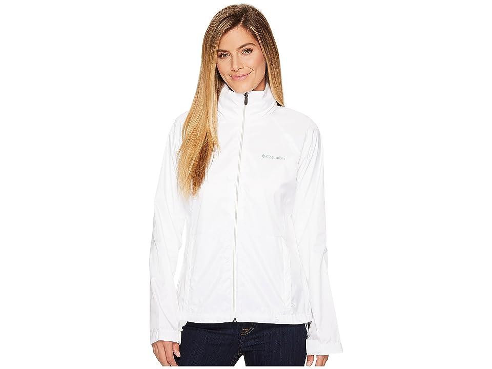 Columbia Switchback III Jacket (White) Women
