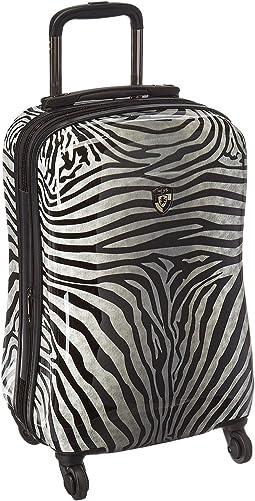 """Zebra Equus 21"""" Spinner"""