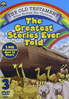 Kids Bible Stories - Old Testament